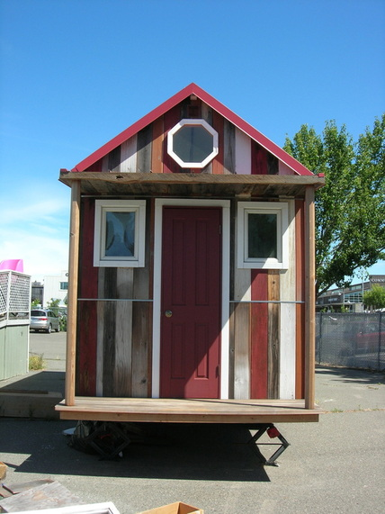 Eco Tiny House Shell FOR SALE Home
